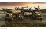 Airfix-06304-WWII-USAAF-Bomber-Re-Supply-Set-1:72
