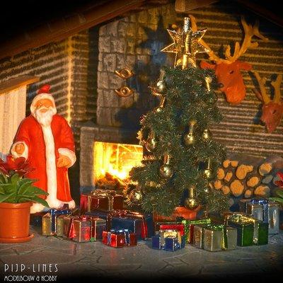 Kerstcadeaus met Kerstboom
