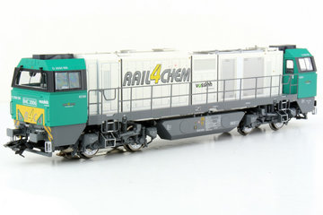Märklín Diesellocomotieven