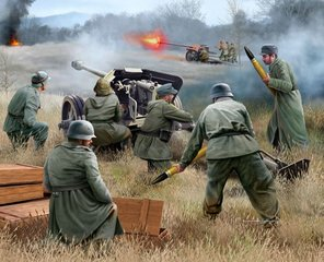 Modelbouw Militaire figuren