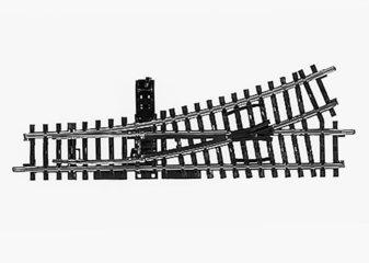 Märklín K-rails H0