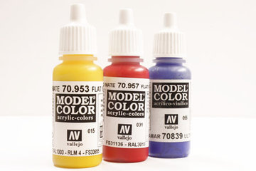 Vallejo Model Colors