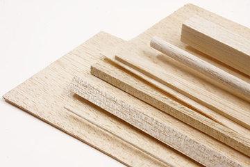 Balsa hout