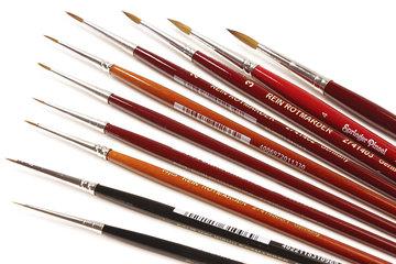 Marterhaar penselen
