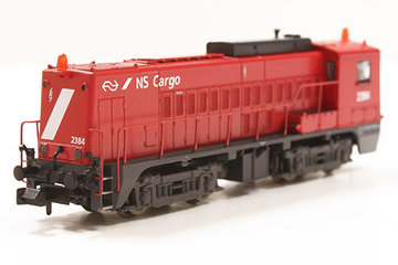 Diesellocomotieven 1:160 n