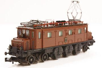Elektrische Locomotieven 1:160 N