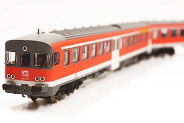 Diesel Treinstellen 1:160 N