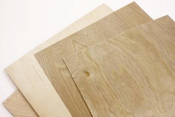 Berkenhout plaatmateriaal