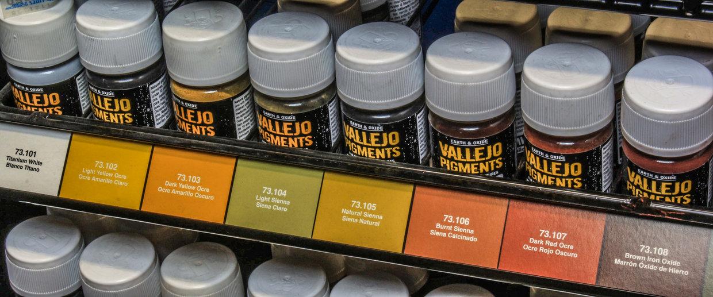 Vallejo-Pigment