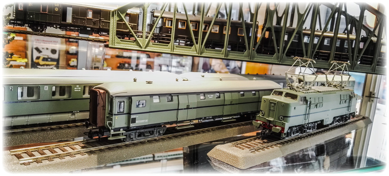 Treinen-H0-1:87-Gelijkstroom