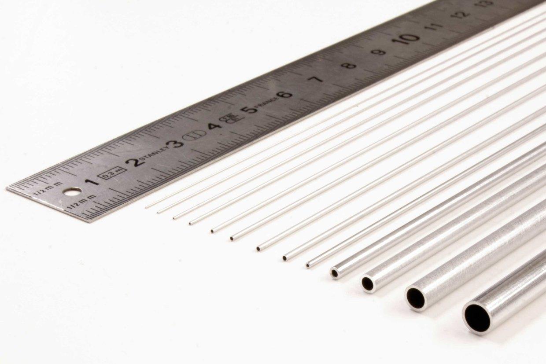 Aluminium-buis