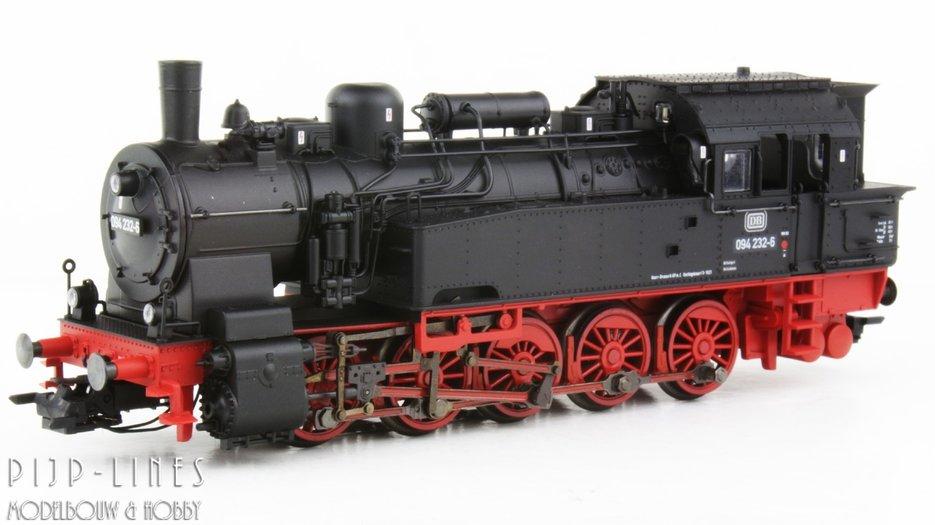 """Marklin 37180 DB Stoomlocomotief BR 094 """"Telex"""" - Pijp ..."""