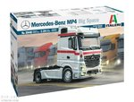 Italeri 3948 Mercedes-Benz ACTROS MP4 Big Space 1:24