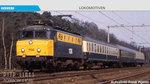 Piko 51370 NS Elektrische locomotief 1100 met botsneus DCC Sound H0