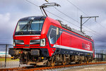 Fleischmann 739398 (NL) Raillogix Vectron BR 193 627-7 DCC Sound N