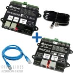 Digikeijs DR4088RB-CS_Box complete startset Roco Z21