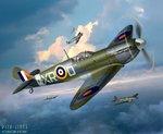 Revell-03959-Spitfire-Mk.II-1:48