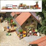 Busch-1075-Uitstalling-Boerenproducten-1:87