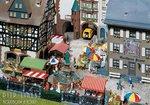 Faller-180582-Weekmarkt-1:87