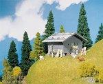 Faller-130334-2-Hooischuren-1:87