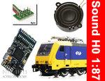 ESU 58410 Loksound 5 TRAXX E 186 geschikt voor Piko en Roco