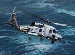 Revell 04955 SH-60 Navy Helicopter
