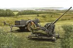 Hobby-Boss 80147 2cm Flak38 Late Version/sf. ah 51 1:35