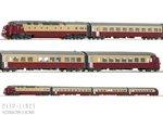 Roco 78069 NS TEE RAm diesel treinstel AC Sound