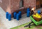 Faller 180970 Plastic vaten 1:87 H0