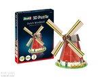 Revell 00110 3D Puzzel Nederlandse Windmolen