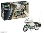 Revell 07940 BMW R75/5 Police 1:8