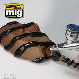 MIG 8012 Camouflage Masking Putty (Zwart)