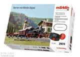 Marklin 29074 Startset DB BR 74 met goederentrein