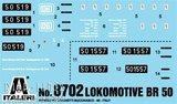Italeri 8702 Locomotief BR50