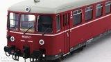 Roco DB Accutrein BR 515. Motorwagen met stuurwagen 72080 72081 78081Roco DB Accutrein BR 515. Motorwagen met stuurwagen 72080