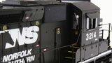 ESU 31453 US Diesellocomotief SD40-2 N.S. 3214 Sound DC/AC