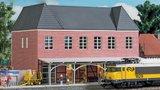 Busch 1661 Station Bad Bentheim 1:87 H0