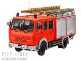 Revell 07655 Mercedes-Benz 1017 LF 16 1:24