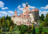 Faller 130820 Kasteel Bran Dracula kasteel 1:87 H0 75 jaar Faller