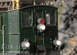 Marklin 39511 SBB Elektrische locomotief Be 4/6