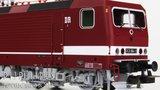Piko Piko 51715 DR Elektrische locomotief BR 243 DC Analoog51716 DR Elektrische locomotief BR 243 DCC Sound