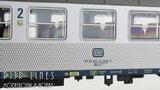 Piko 57653 DB 2e klas stuurrijtuig Type Zilverling