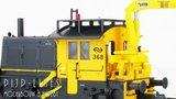 Roco 51333 Digitale startset z21start NS Sik met kraan en werktrein
