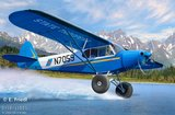 Revell-04890-Piper-PA-18-with-Bushwheels-1:32