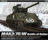 Academy-13500-M4A3(76)W-Battle-of-the-Bulge-1:35