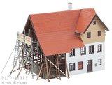 Faller 130533 Boerderij onder renovatie 1:87