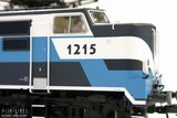 """Roco 73835 E-lok 1215 Railpromo """"City of Amsterdam"""" 1:87 H0"""