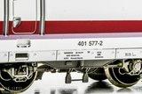 Fleischmann 445001 DB ICE 1 motorwagen set BR 401 1:87 H0