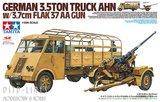 Tamiya 32410 German Truck w 3.7 flak 1:35