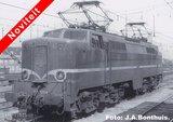 Roco 61459 NS Elektrische locomotief 1200 bruin Goederenwagens NS 1224